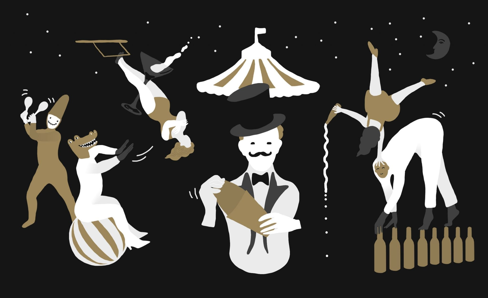Karussell der Nacht | Mixology — Magazin für Barkultur